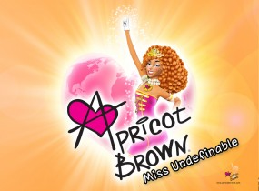 Apricot Brown Desktop Wallpaper 10