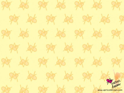 Apricot Brown Desktop Wallpaper 6